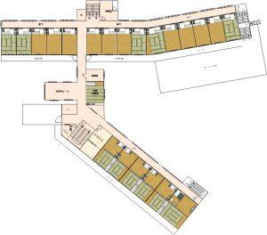 施設案内図2F