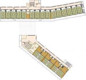 施設案内図3F